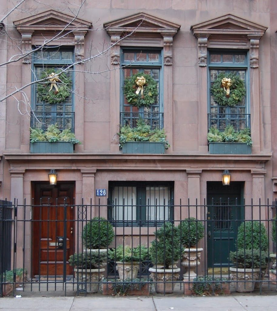 Christmas on the Upper East Side