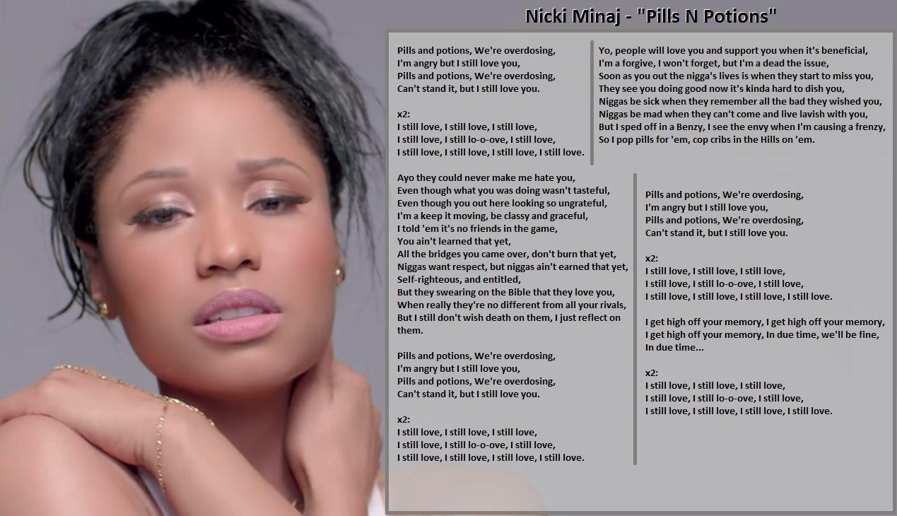 Best Lyrics From Nicki Minaj's Young MA Remix (The Pink Print Freestyle)