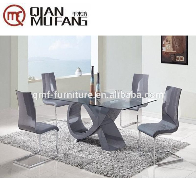 inexpensive apartment furniture high dining table | alibaba ...