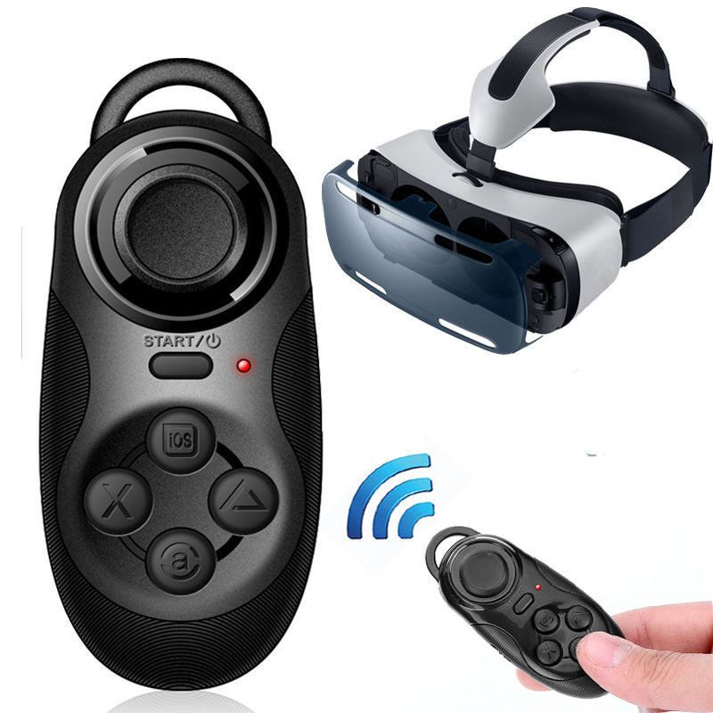Wireless Bluetooth Controller Game pad joypad for Samsung Gear VR Glasses  Oculus | Vr glasses, Wireless bluetooth, Samsung gear