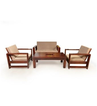 Furniture Design Wooden Sofa