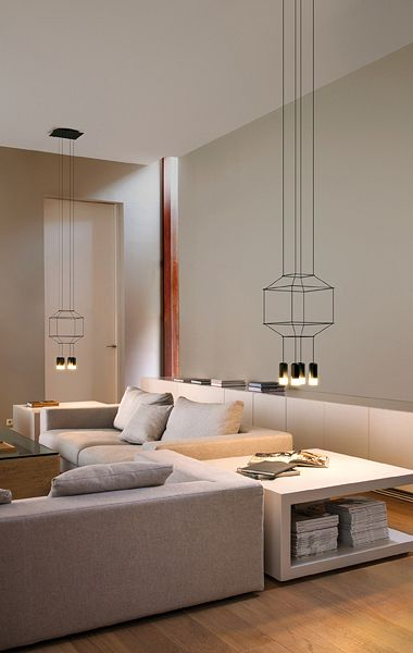 absolutely cosy!good arrangement of furniture and lightning - kleine wohnzimmer modern
