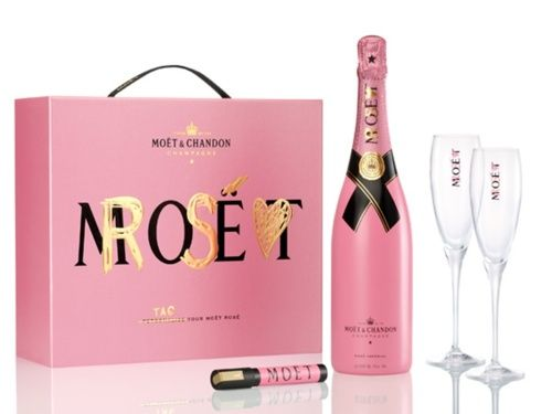 Pink champagne, en hij staat nog steeds in de kast!! #temooiomtedrinken
