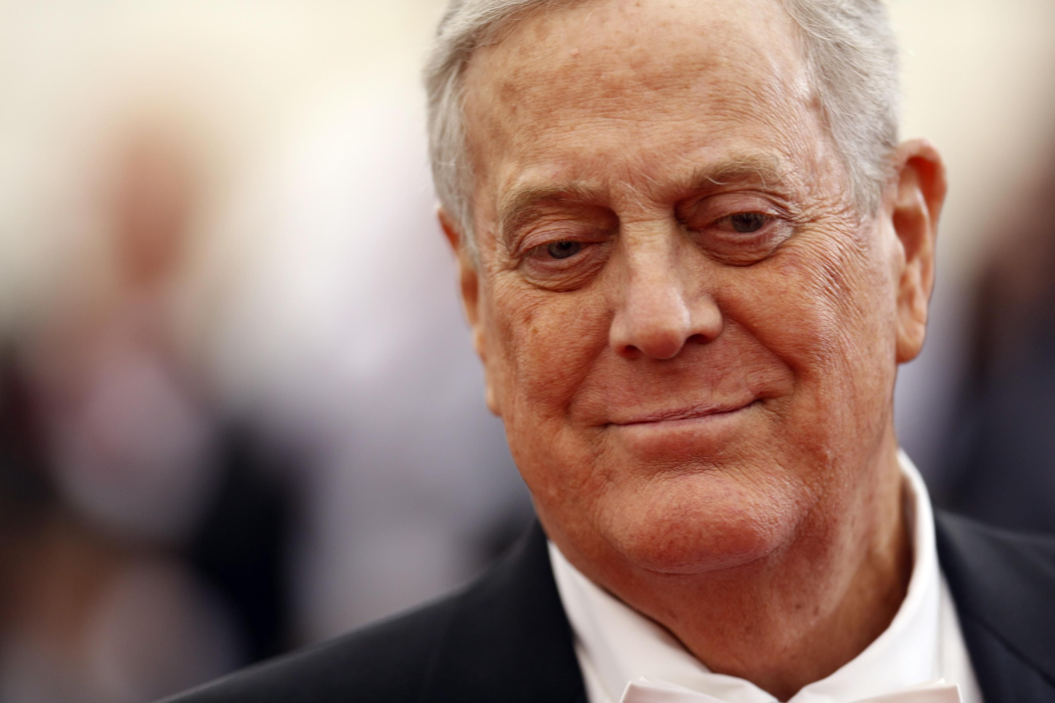Koch Brothers' Father Helped Build Nazi Oil Refinery, Book Says