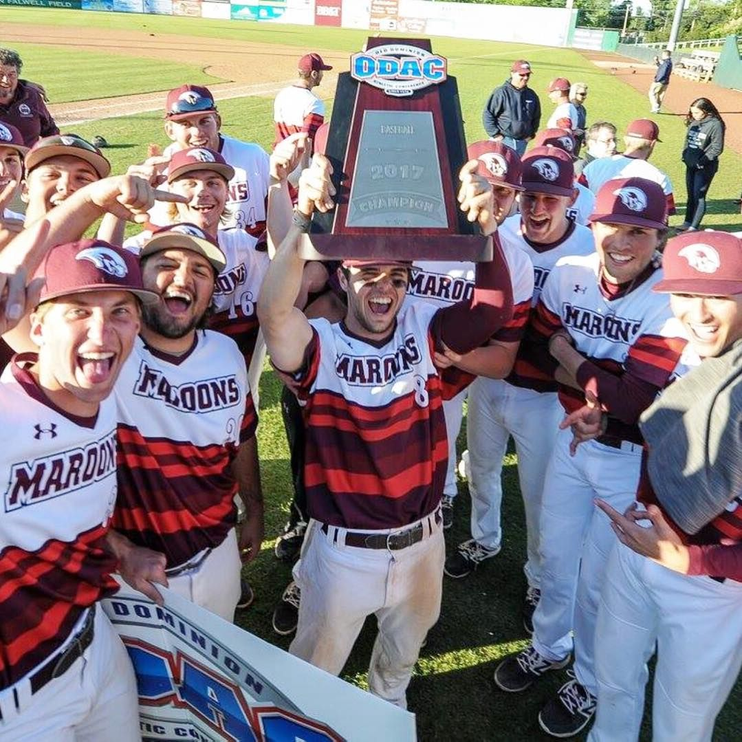 ODAC CHAMPS // Roanoke captured its first @odacathletics