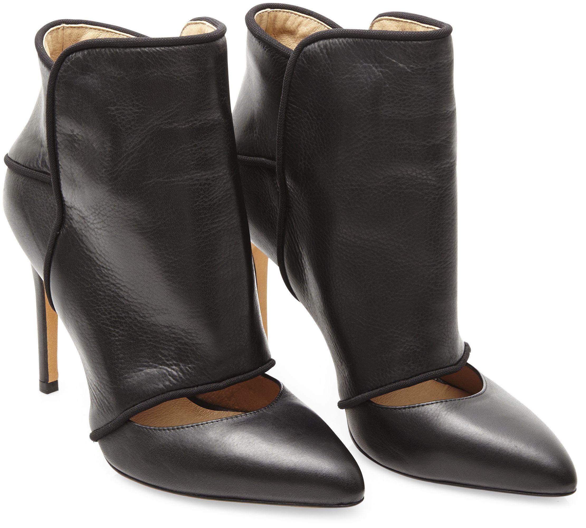 Iró - Kasia høj læder støvlet - YouHeShe