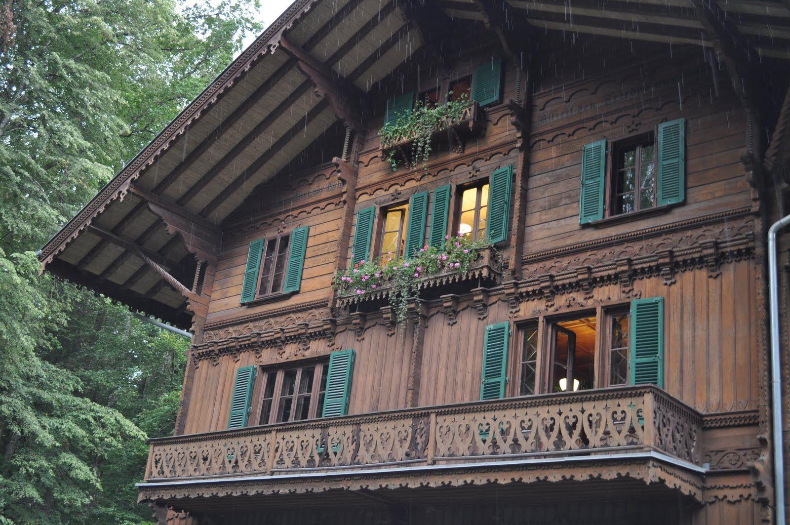 Willow Decor The Swiss Chalets Of Ballenberg Swiss Chalet German Houses Ski House Decor