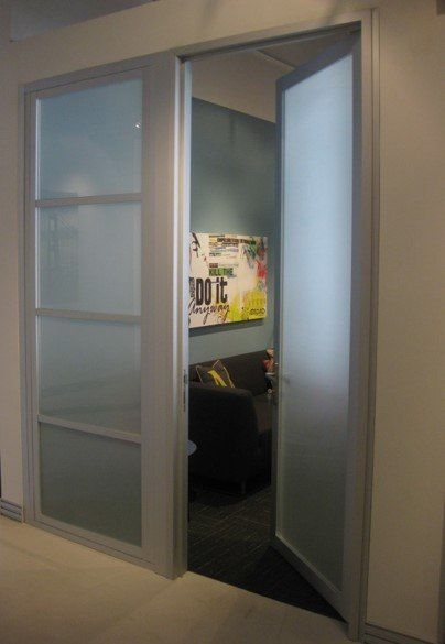 Game Room Sliding Glass Room Dividers Inspirational Gallery: Swing Door Entrance With Frosted Glass Inspirational
