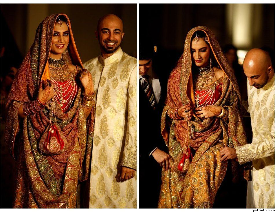 Tahira Syed Daughter Wedding Photos