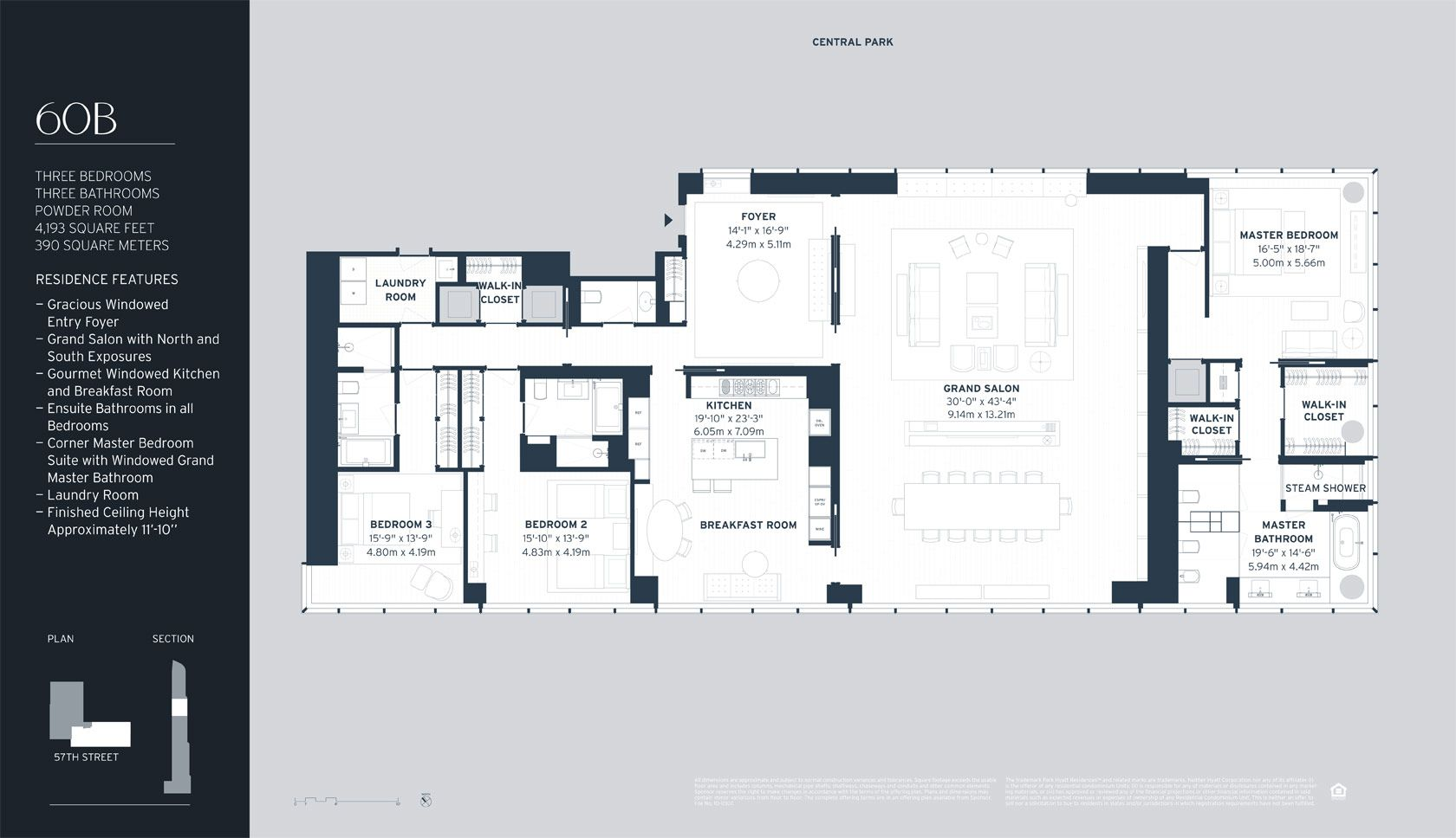 One57 Floor Plans One57 Floor Plans Www Imgkid Com The Image Kid Has It