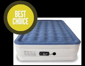 Soundasleep Dream Series Air Mattress Review The Sleep Judge Air Mattress Camping Camping Trailer For Sale Air Mattress