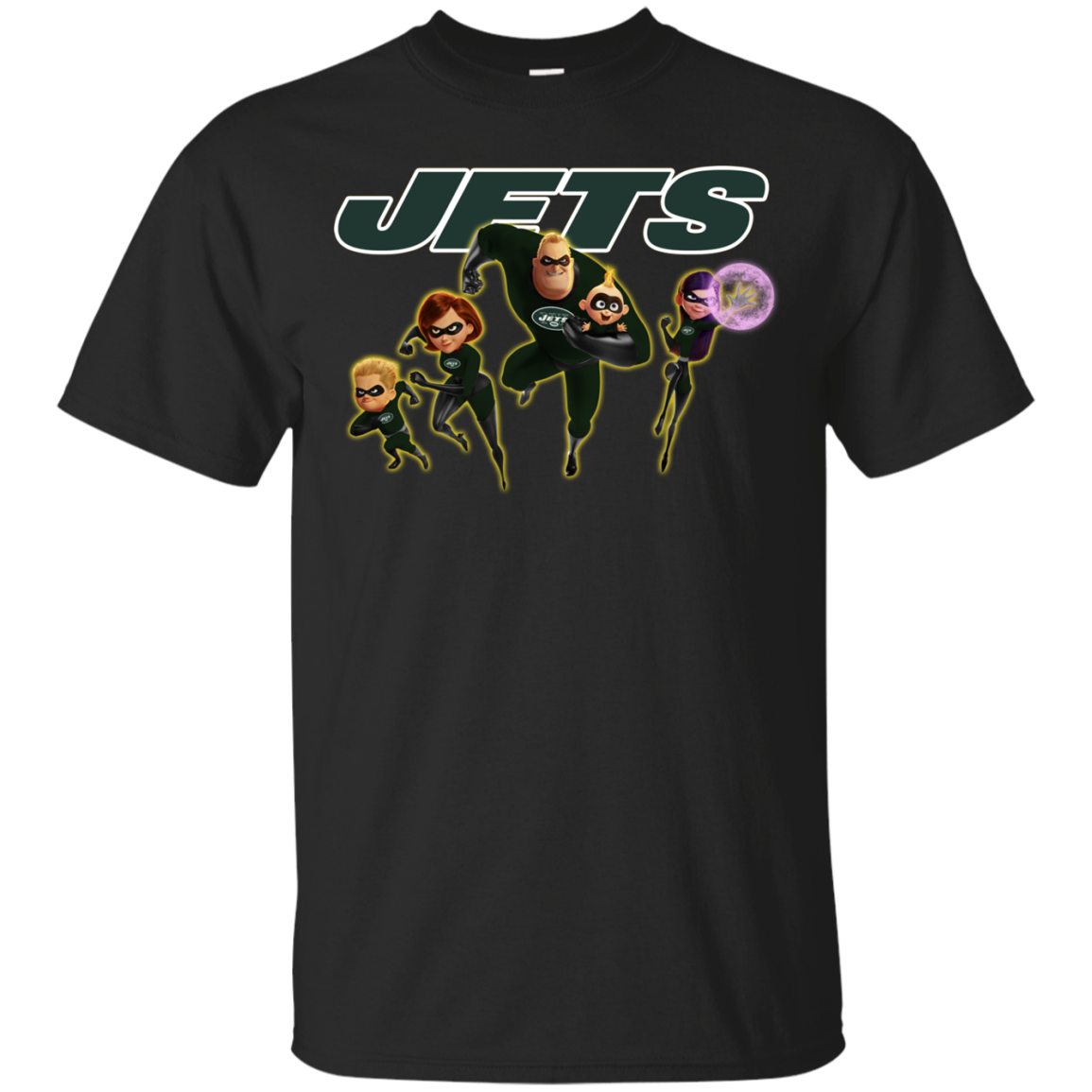 NEW YORK JETS T shirts The Incredibles Hoodies Sweatshirts GPX ...