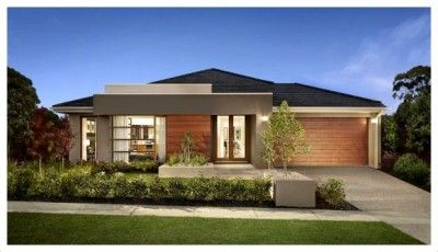 Fachadas de casas sencillas de una planta fachadas for Fachadas de casas sencillas de una planta