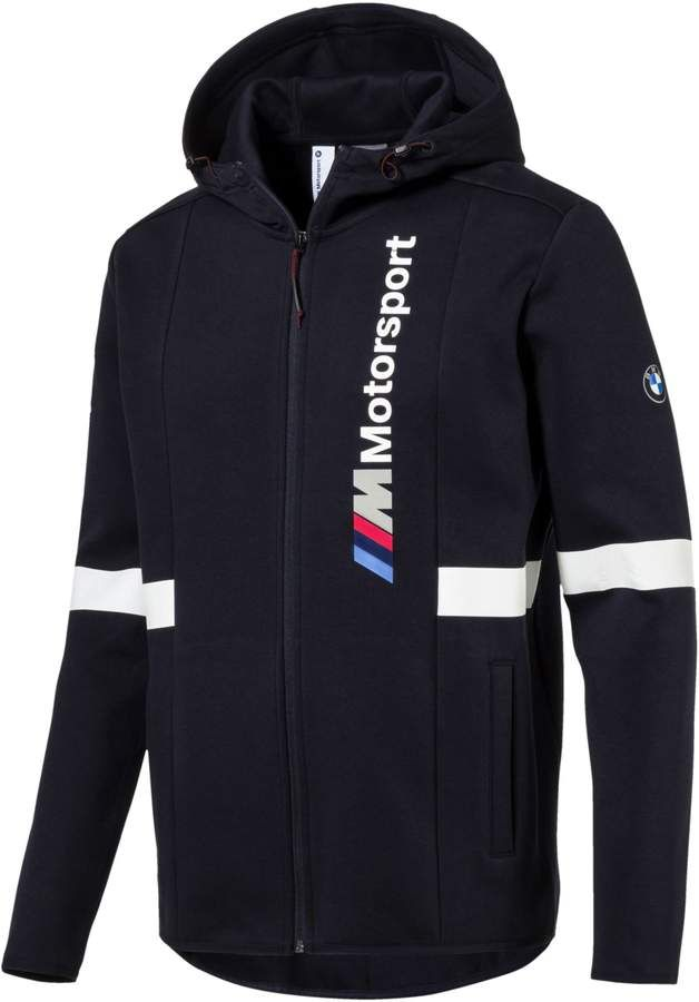 2689a895f35d BMW Zip-Up Men s Hoodie Blue Pumas