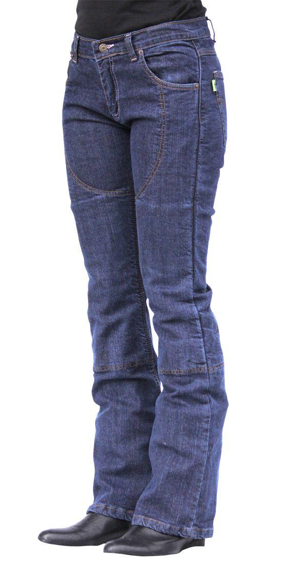 Womens Kevlar Jeans Motorcycle