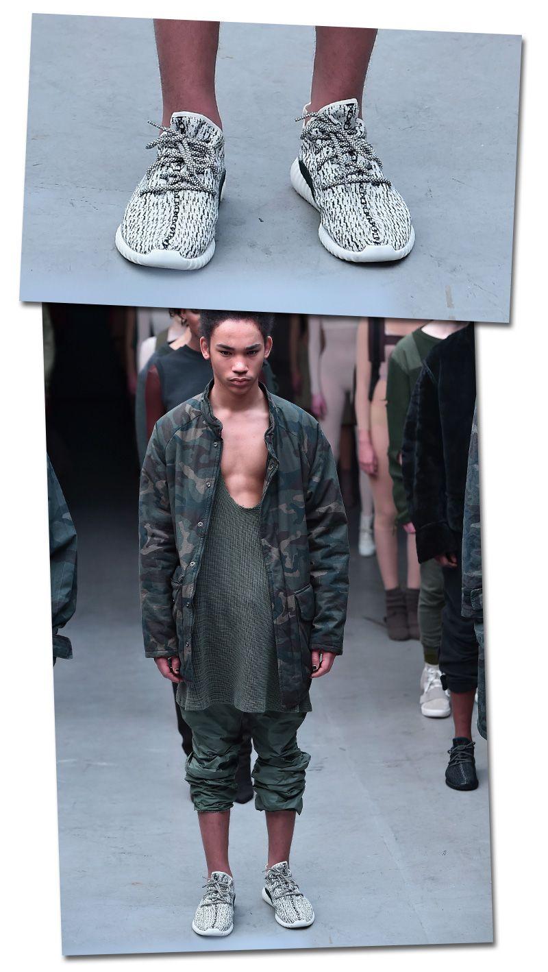 Adidas Boost 350 Grey