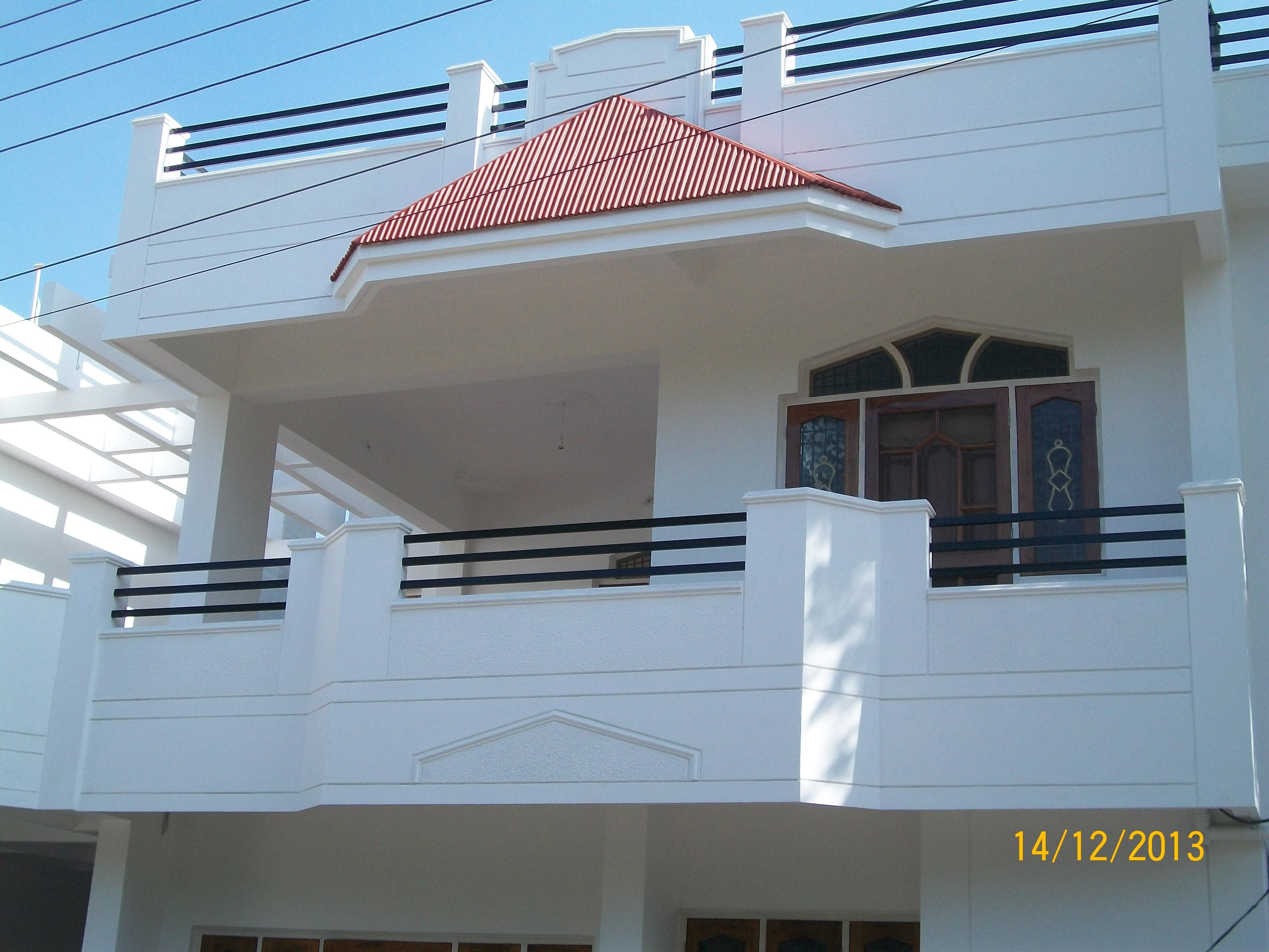 Railing Design For House Front