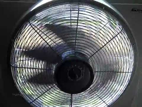Air King Whole House Window Fan Cools Off The Entire House