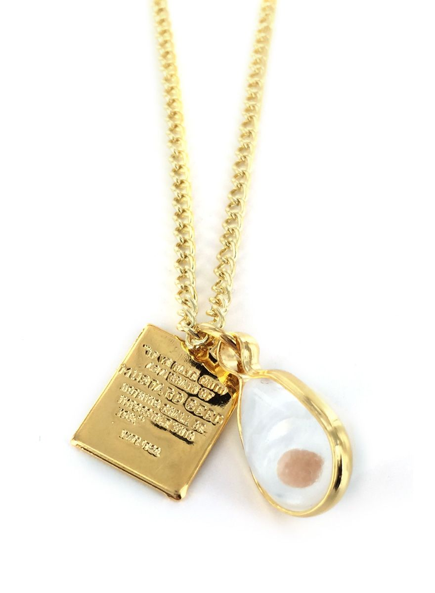 17728412cf7d1 Real Mustard Seed Necklace - Teardrop with Bible Verse Plate (Buy ...