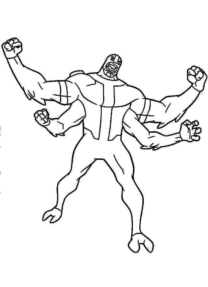 Ben 10 77 In 2020 Coloring Pages Coloring Pages To Print Cartoon Coloring Pages