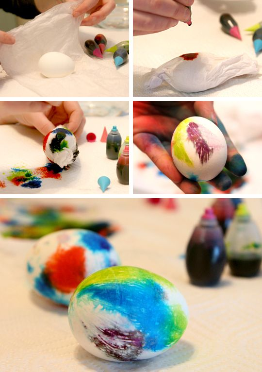 8 Non Traditional Ways To Color Easter Eggs Coloring