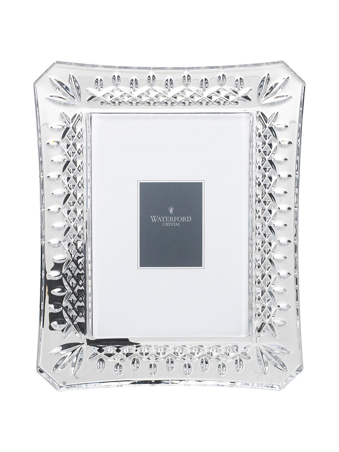Waterford Crystal Lismore Photo Frame Waterford crystal