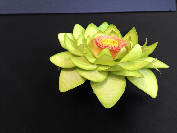 Green paper lotus flower by mypaperfancies on etsy 6500 paper green paper lotus flower by mypaperfancies on etsy 6500 mightylinksfo Gallery