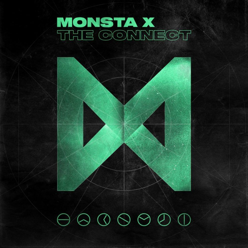 MONSTA X - 'THE CONNECT : DEJAVU' Album Cover | ~~ Kpop