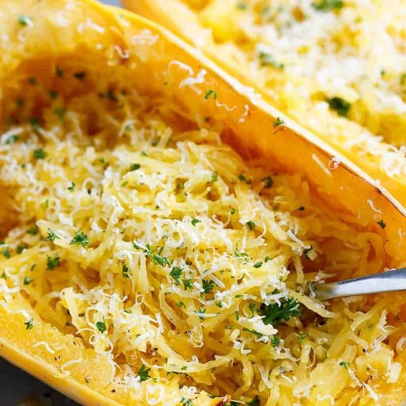 How To Cook Spaghetti Squash - #Cook #Spaghetti #Squash #stuffedspaghettisquash