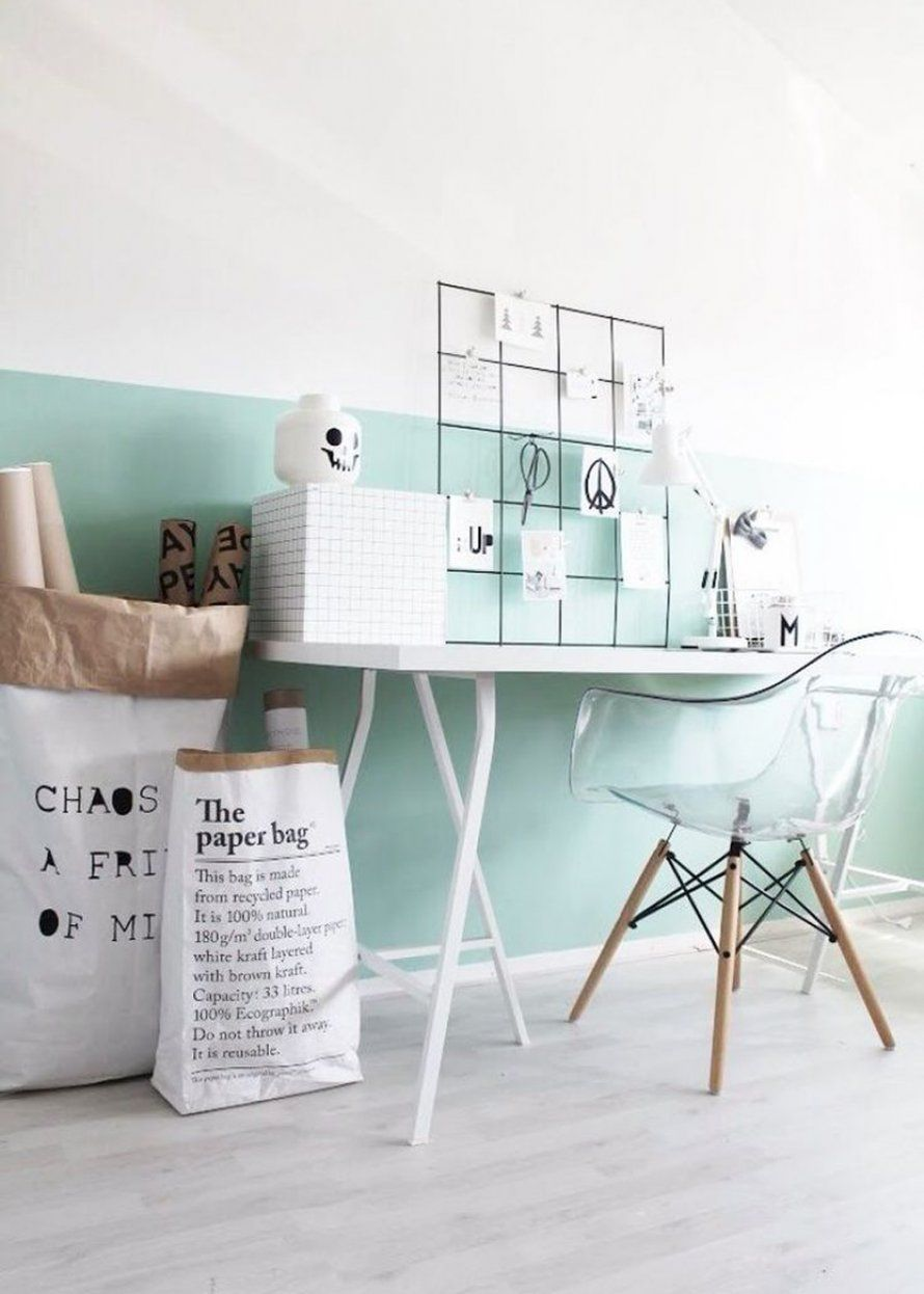 Couleur : tendance Mint | Pinterest | Bureaus, Desks and Spaces