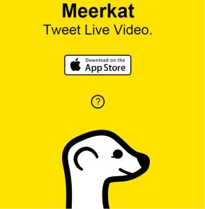 Listen up! Everything PR and Social Media Pros Need To Know About Meerkat