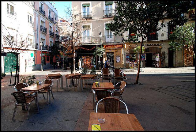 Madrid, Huertas