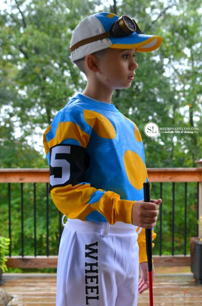 Jockey and Race Horse Costume & Jockey and Race Horse Costume | Costumes Halloween costumes and ...