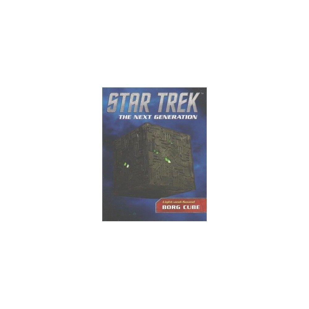 Miniature Editions Light-and-Sound Borg Cube Star Trek