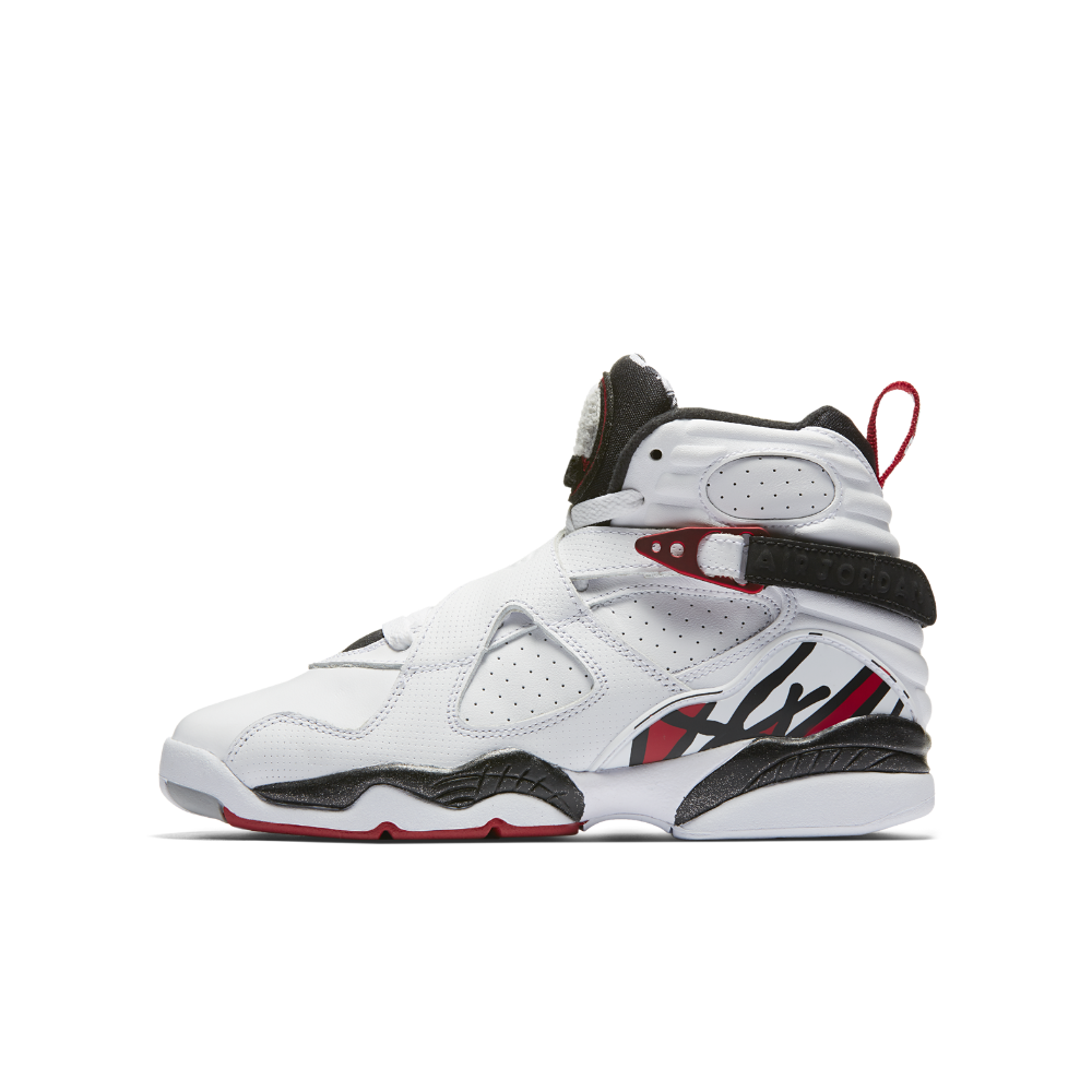 Air Jordan Retro 8 Big Kids  Shoe 8d6a6552eb
