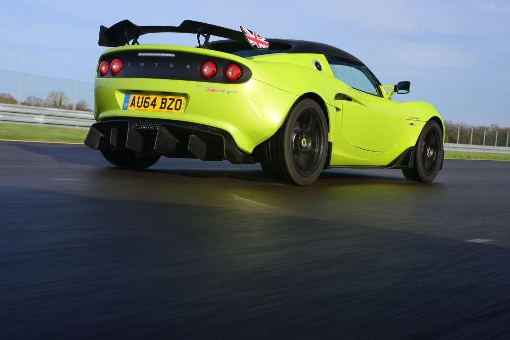 Lotus Elise S Cup Review Pictures Lotus Elise S Cup Auto