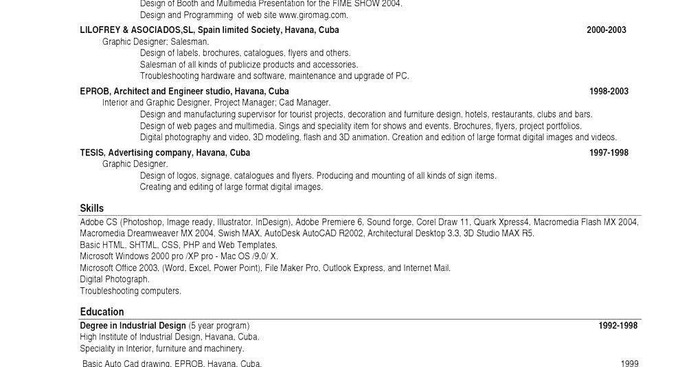 Quora resume templates best resume template resume