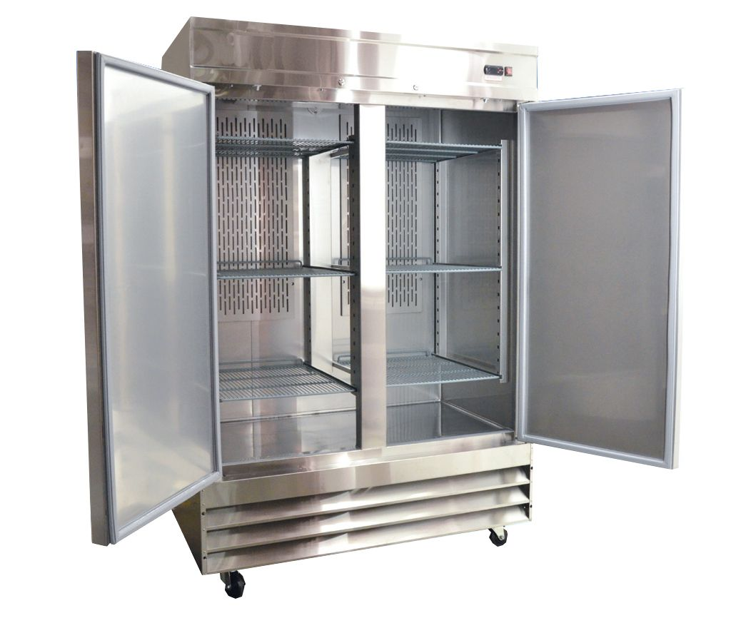 Double Door Commercial Freezer Commercial Kitchen Appliances Commercial Freezer Kitchen Liners