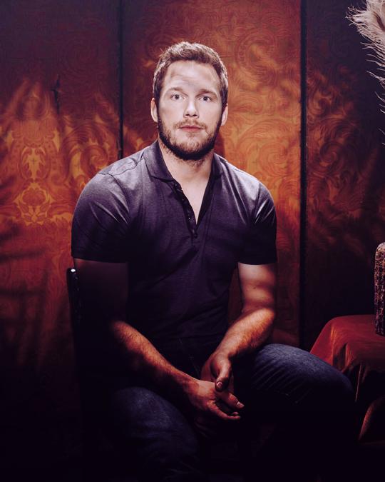 Chris Pratt - June 2015