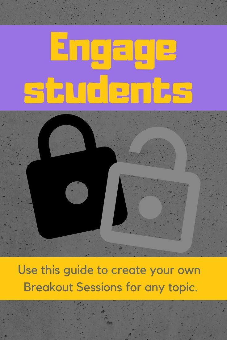 breakoutedu in the classroom | ela lesson ideas | pinterest