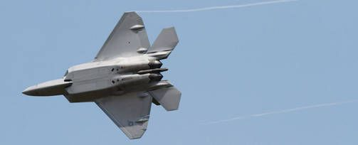 U.S. Airforce  F-22 are coming to Europe, but where, when and how many is not informed.