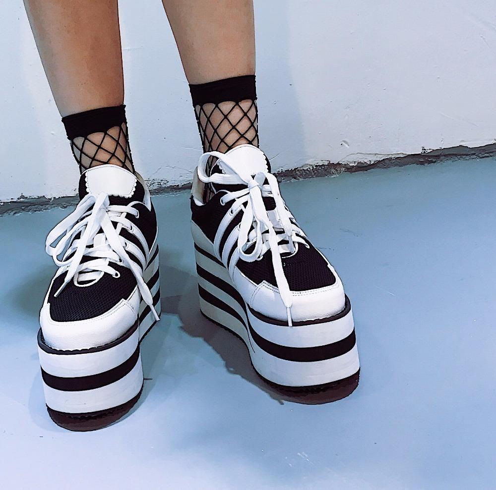 platform shoes | japan Harajuku shoes