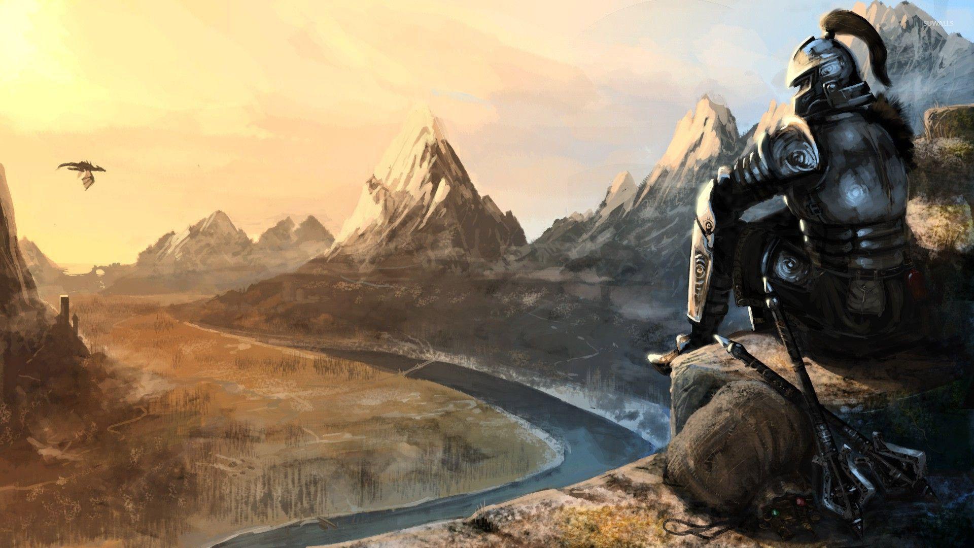 The Elder Scrolls V Skyrim Full HD Wallpaper And Background