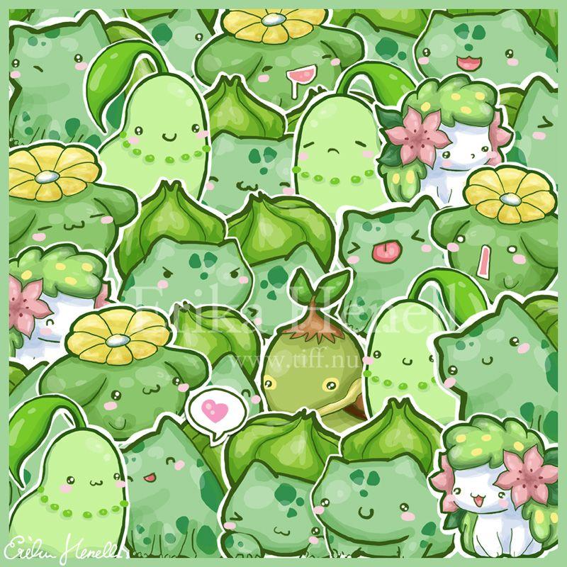 Flower Power Pokemon By Peterpan Syndrome Deviantart Com On