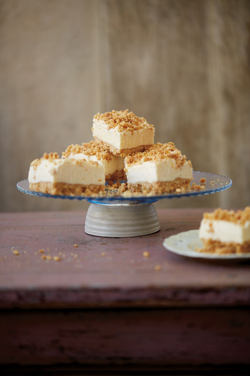 Israeli White Chocolate Cheesecake By Masterchef Finalist and Author Emma Spitzer