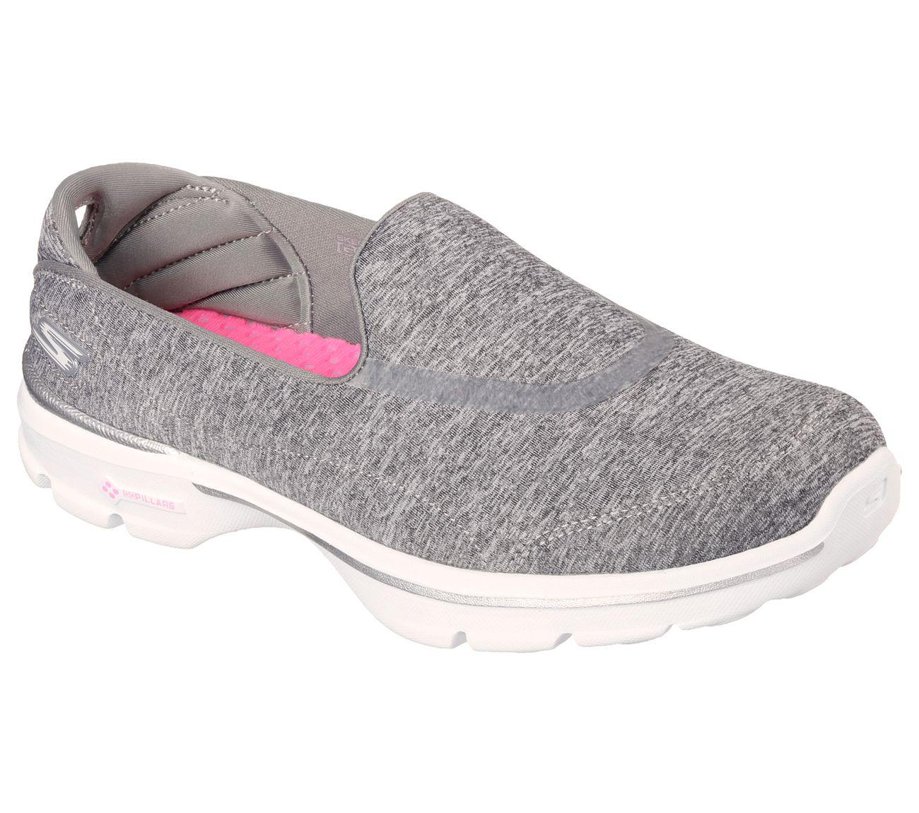 Gowalk 3 Reboot Skechers Women Comfortable Walking Shoes