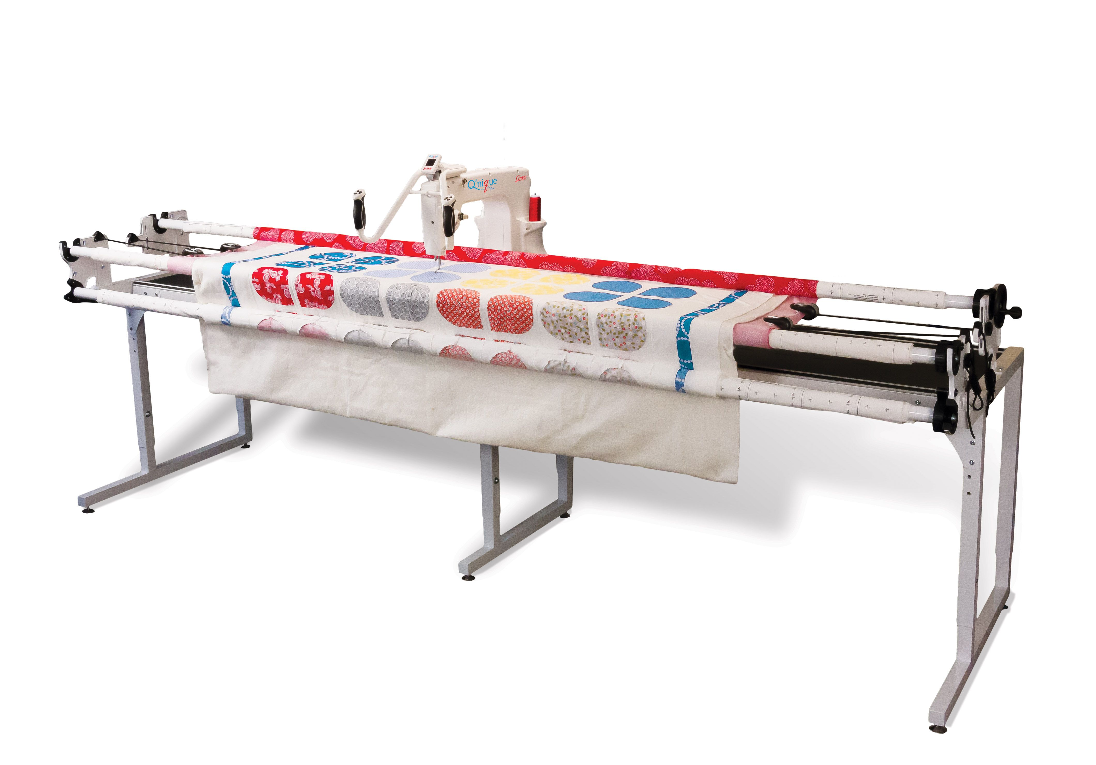 Machine Quilting Frames | Great Mid / Long Arm Quilting Images ...