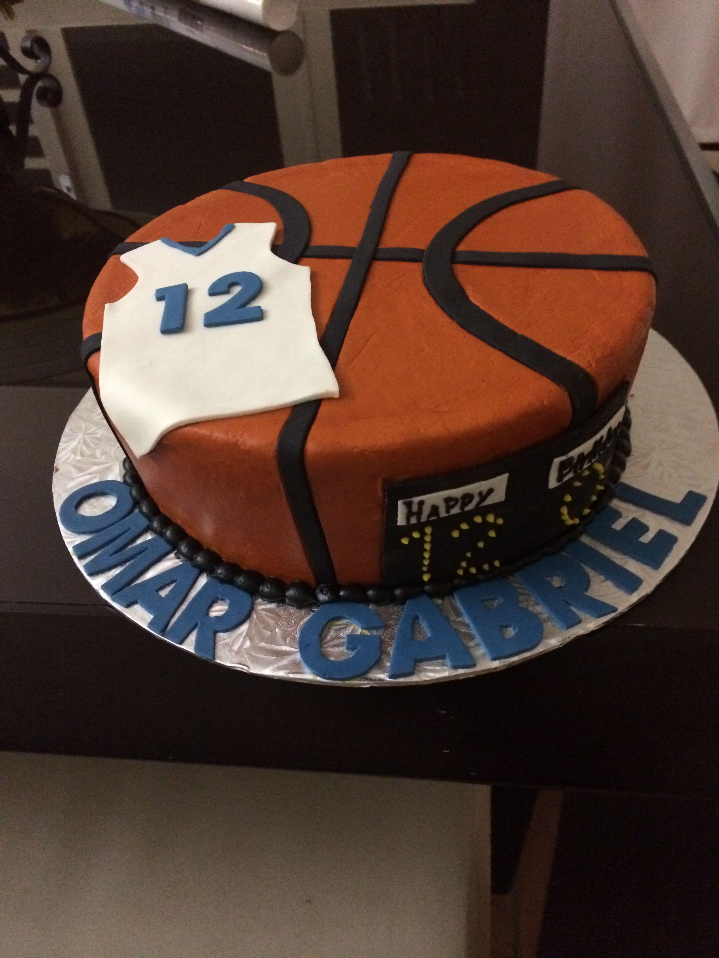 Basketball Cake With Images Cake Cake Decorating Basketball