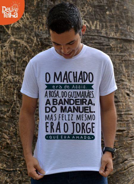 O Machado era de Assis...