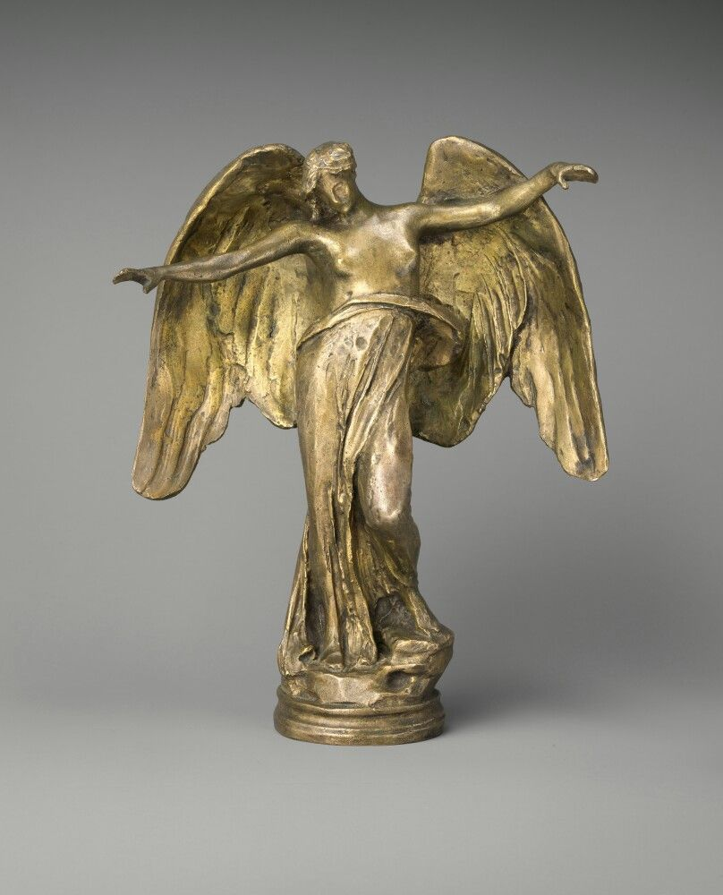 Spirit of the Waters, Daniel Chester French (American, Exeter, New ...